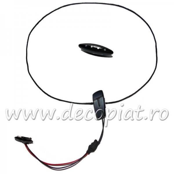 Colier Bluetooth cu Microvibratie