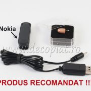 Stick Bluetooth si Casca Copiat MC1600