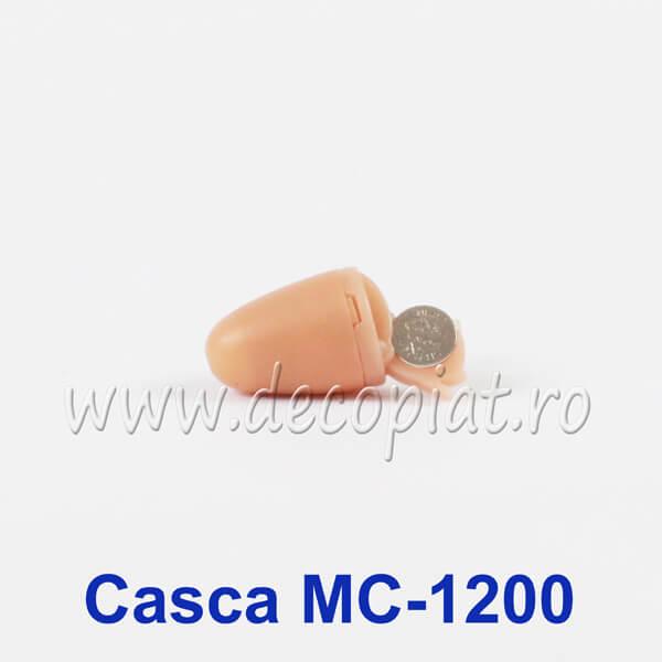 Casca Japoneza MC1200 si Colier