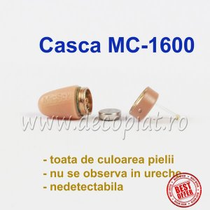 Colier si Casca Copiat MC1600