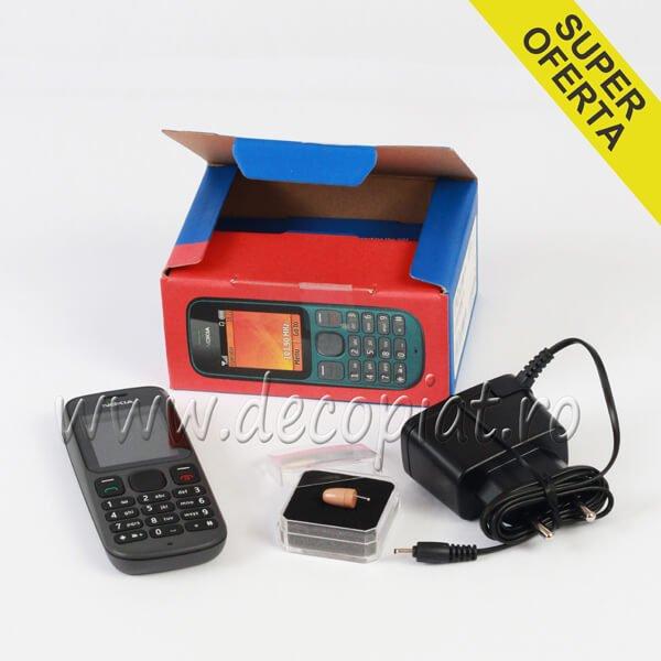 Casca Copiat MC1600 si Telefon Special