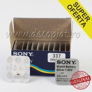 Baterie Sony 337 SR416SW