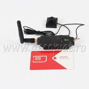 Microcamera WiFi de Copiat si Stick Bluetooth