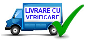 Livrare cu verificare