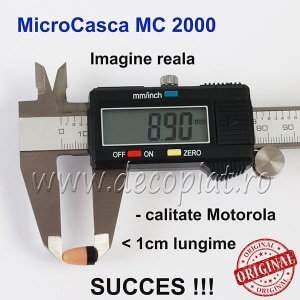 Casca MC2000 lungime copiat